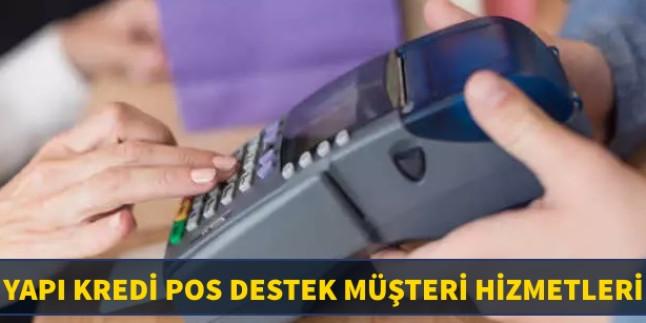 Y Kredi Pos Destek